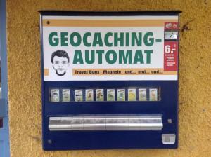 Geocache-Artikel zu verkaufen...