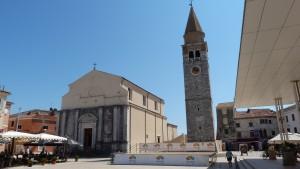 Kirche Umag (Kroatien)